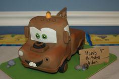Ooh La La Cakes by Melissa: Mater Cake