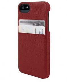 Hex - Solo IPhone 5 Wallet Case - $40
