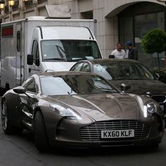 Would do anything for this Beauty! Aston Martin One-77