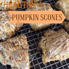 Starbucks Pumpkin Scone recipe turned Healthy!