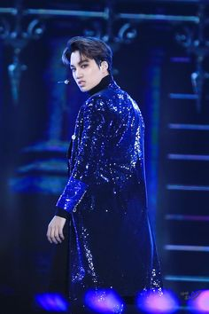 Kai - 161008 DMC Korean Music Wave Festival Credit: Muse11412. (DMC 코리아 뮤직 웨이브 페스티벌)