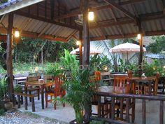 The roadside restaurant of Ra Beang Mai @ Koh Kood (Thailand)