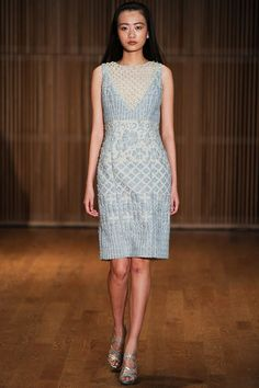 New York Fashion Week, SS '14, Douglas Hannant