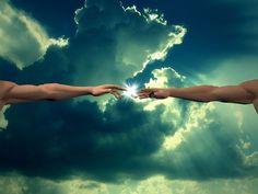 My Guardian Angel Comforts Me During a Near-Death Experience Killing Them Softly, La Salette, Saint Esprit, Jesus Christus, My Guardian Angel, Les Religions, Open Book, God Is Good, Angeles