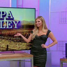 Amber Lancaster - The Price Is Right (2/8/2016) ♥
