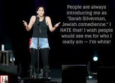 5 Sarah Silverman Quotes That Prove She Is Our Spirit Animal