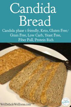 Anti Candida Recipes, Anti Candida Diet, Candida Yeast, Candida Cleanse, Gf Recipes, Cooking Recipes, Atkins Recipes, Protein Recipes, Healthy Recipes