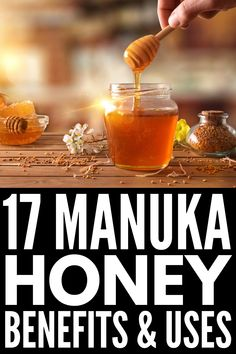 From clearning acne, to soothing a sore throat and tummy, to reducing inflammation, you'll wish you knew these manuka honey benefits sooner! Manuka Honey Benefits, Raw Manuka Honey, Best Fake Eyelashes, Eyelash Brands, Honey Face Mask, Honey Soap, Natural Antibiotics, Wedding Hairstyles For Long Hair, Reduce Inflammation