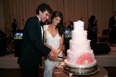 #14 #Chicago #Wedding #Reception #Bride #Groom #Wedding Cake