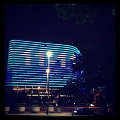 "@naominighthawk's photo: ""11:11 11/11 #dallas #omni #lights"""