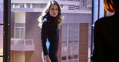 """""""Supergirl"""" Cuts Loose in New Clips from """"Falling"""" - Red Kryptonite has plagued Kryptonians for decades, and the substance hits CBS' """"Supergirl"""" this Monday, as seen in these new clips."""