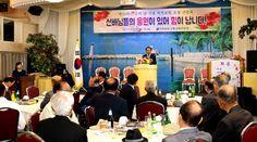 고흥교육지원청, 스승의 날 맞아 퇴직교원 간담회 개최