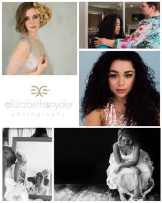 My Personal Branding and Headshot sessions will help you get the most out of your business. Photo sessions include 2 hours of shooting, hair and makeup, and drinks and snacks. Contact me today for your consultation. I would love to learn about your business and how we can help you get the online presence you're looking for! www.elizabethsnyderphotography.com