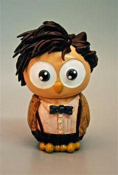 Doctor who 11th owl.