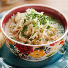 Slow-Cooker White Chicken Chili By Ree Drummond