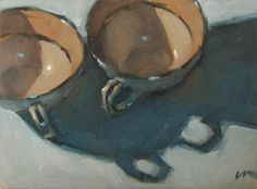 Carol Marine.  Really like her paintings.