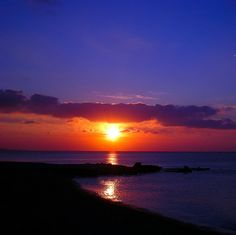 Sunset, Rhodes Island, Greece