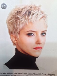 The Short Pixie Cut – 42 Great Haircuts You& See For 2019 ! Thin Hair Cuts, Short Thin Hair, Short Grey Hair, Short Blonde, Short Hair Cuts For Women, Short Hair Styles, Short Bobs, Pictures Of Short Haircuts, Short Pixie Haircuts