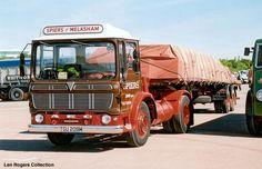 Gevonden op Bing via www.hansreckweg.dk Old Lorries, Mode Of Transport, New Trucks, Vintage Trucks, Commercial Vehicle, Classic Trucks, Old Cars, Fiat, Transportation