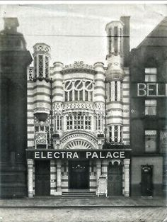 The Electra Palace, Sheffield, Uk - Lost_Architecture Sources Of Iron, Industrial Development, City Office, Ancient Buildings, Interesting Buildings, Derbyshire, Sheffield, West Virginia, Old And New