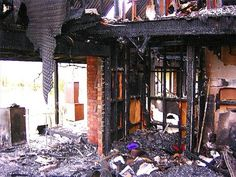 How to Clean Up After Fire Damage