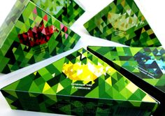 Who doesn't like lime green pixel #packaging PD