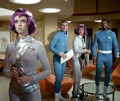 70s Sci-Fi | ... Babes, Pornstaches and Other Joys of '70s Sci-Fi Television