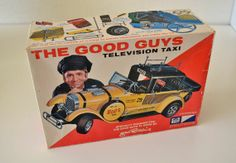 MPC Good Guys Television Taxi - George Barris