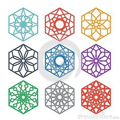 Hexagon Tattoo Stock Photos, Images, & Pictures – (151 Images)