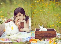 easter photo ideas... something u wanna do with the girls?