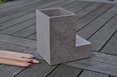 FICHES TECHNIQUES des pots à crayons - Cartonnage