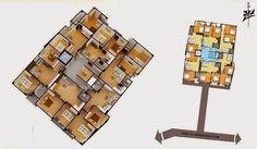 thiết kế chung cư mini Hoàng Hoa Thám