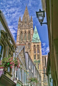 Truro Cathedral Cornwall England                                                                                                                                                                                 More