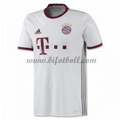 Billiga Fotbollströjor Bayern Munich 2016-17 Kortärmad Tredje Matchtröja