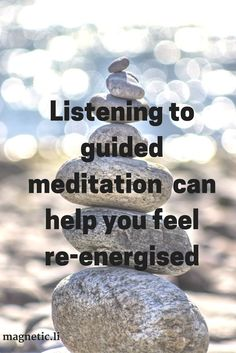 Guided meditation does all the work for you. All you have to do is follow the instructions and enjoy the benefits! Click here to download FREE guided meditation audio