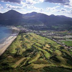 Royal County Down GC