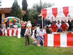 Carnival Party Rentals Entertainment In San Diego County - Carnival Booths In San Diego County