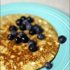 Gluten Free, High Protein Pancake
