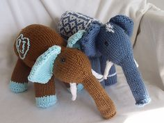 Ravelry: Elmer and Ruby pattern by Stana D Sortor