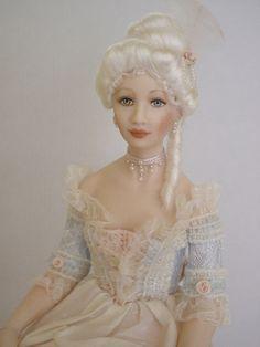Marie Antoinette by Debra Dixon-Paver