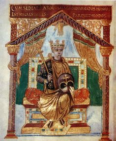 Charles the Bald was king of the West Frankish kingdom and, later, Western…