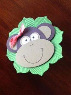 monkey punch art - bjl by lorraine