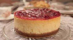 Nursel'in Mutfağı Meyveli Cheesecake Tarifi 27.04.2015