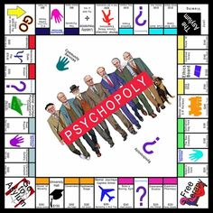 Psychology game I need this!