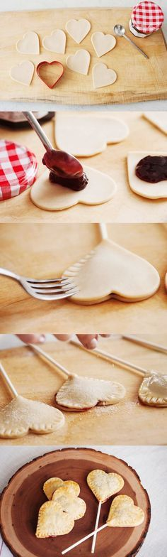 DIY Heart Shaped Valentine Cake Pops Tried last year and it was wonderful. Could do with chocolate nom nom nom