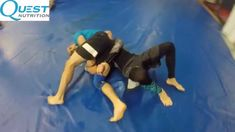 How to Fight Wrestling with Jiu-Jitsu - Kimura Counter to High Crotch - ...