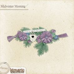 kimeric kreations: Midwinter Morning - new this week, and some awesome freebies!