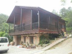 Casa de mortero personalizada http://ventacasasdemadera.com/2013/11/27/casa-de-mortero-en-cantabria/ #madrid #casademadera #madera #casaspersonalizadas
