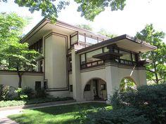 Frank Lloyd Wright's W. H. Freeman house | Flickr - Photo Sharing!