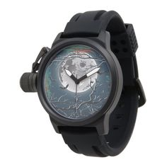 SOLD Watch Happy Halloween! #zazzle #watch #happy #halloween   http://www.zazzle.com/watch_happy_halloween-256132561354291953